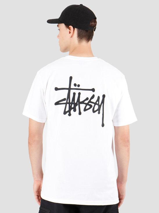 Stussy Basic Stussy T-Shirt White 1904416