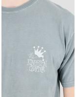 Stussy Stussy Kingston Chapter Pig. Dyed T-Shirt Slate 1904440