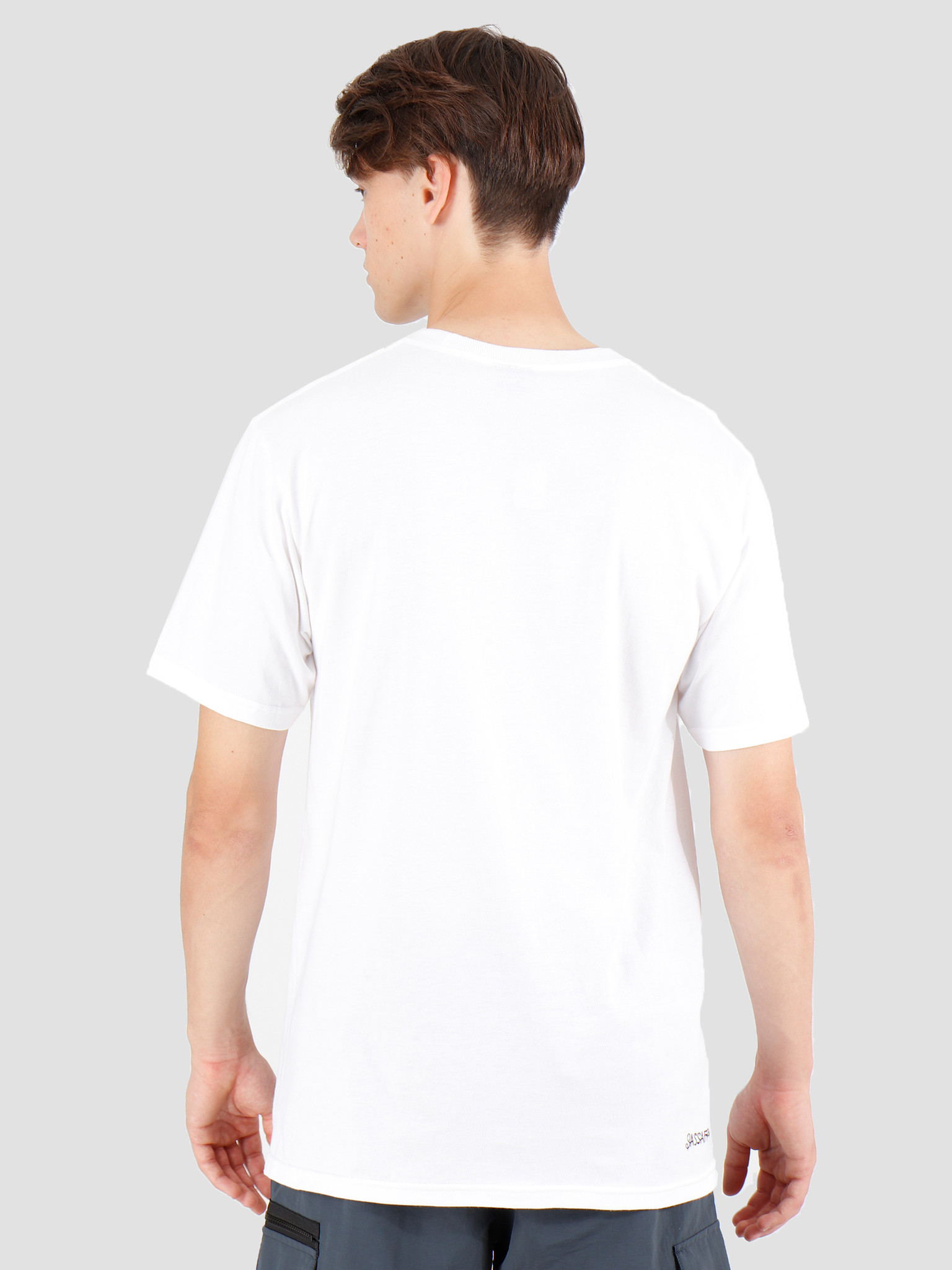 Stussy Stussy Sassafrass T-Shirt White 1904431