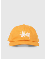 Stussy Stussy Big Logo Low Pro Cap Gold 131898