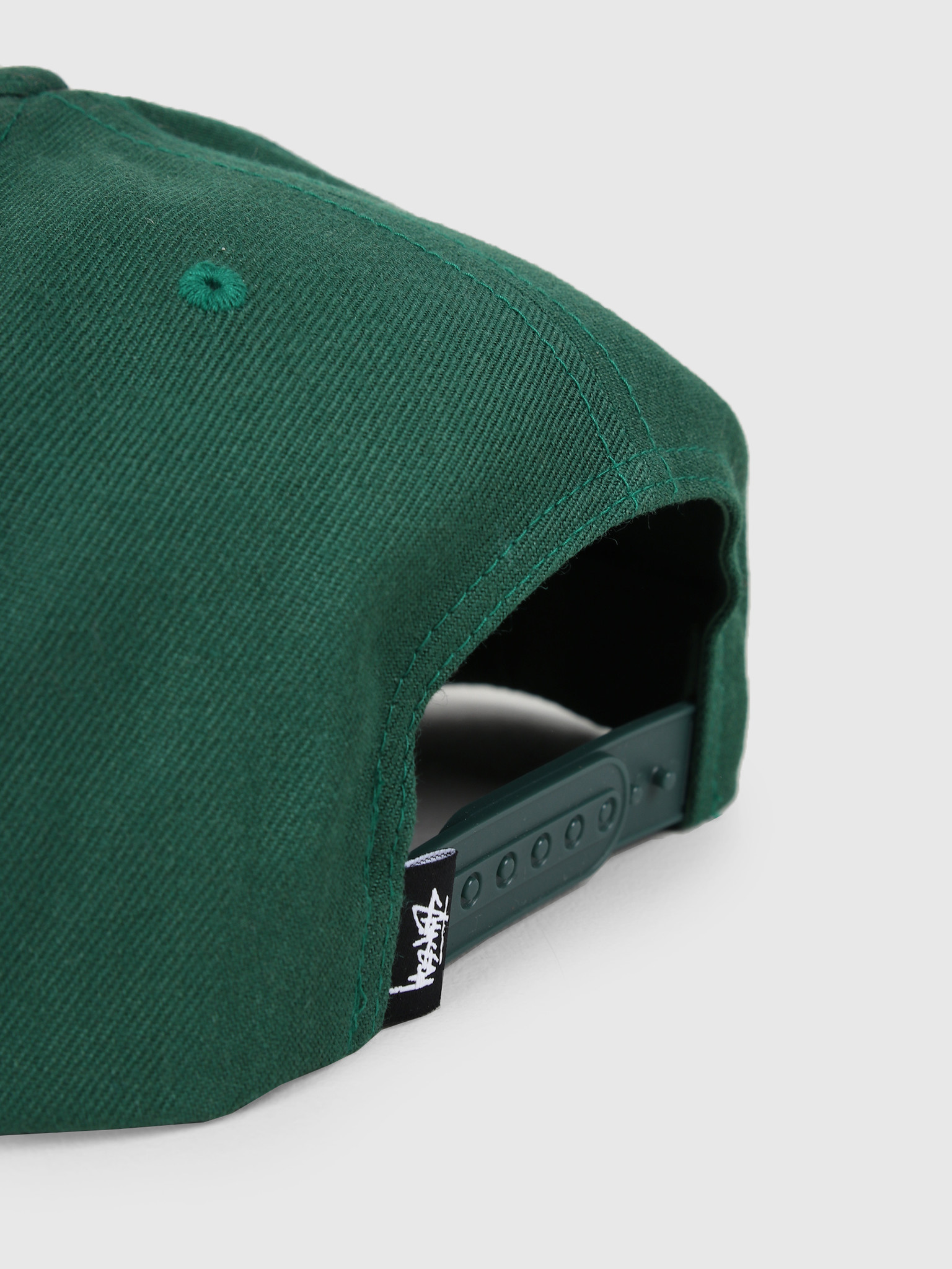 Stussy Stussy Stock Cap Green 131908