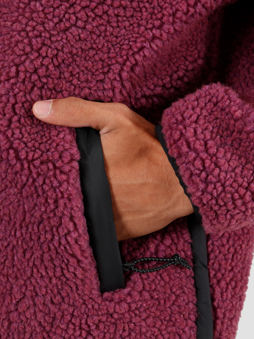 Carhartt WIP Carhartt WIP Prentis Pullover Dusty Fuchsia I027123