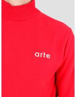 Arte Antwerp Arte Antwerp Carter Sweater Red AW19-085