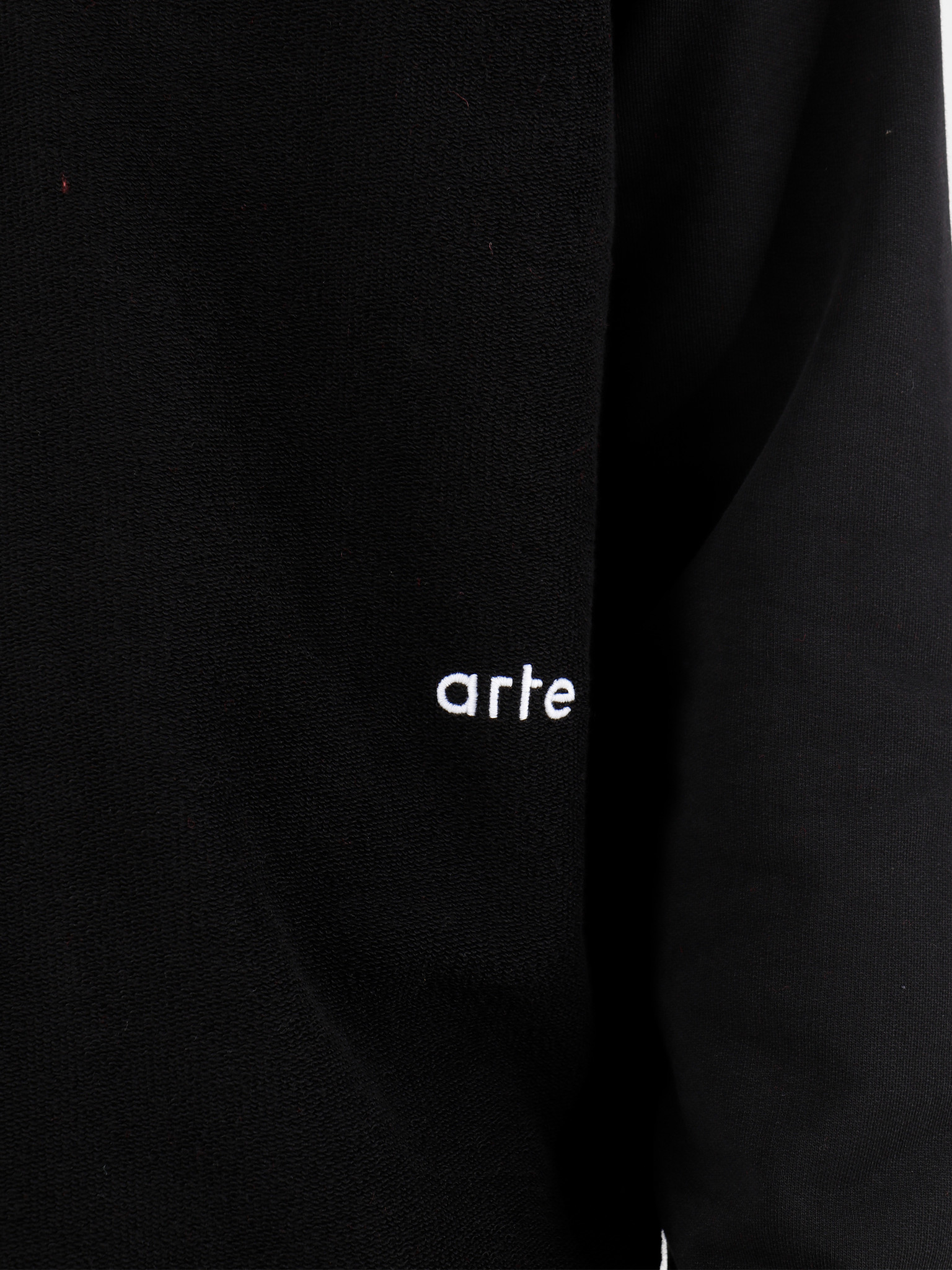 Arte Antwerp Arte Antwerp Clay Sweater Black AW19-021