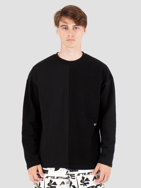 Arte Antwerp Clay Sweater Black AW19-021