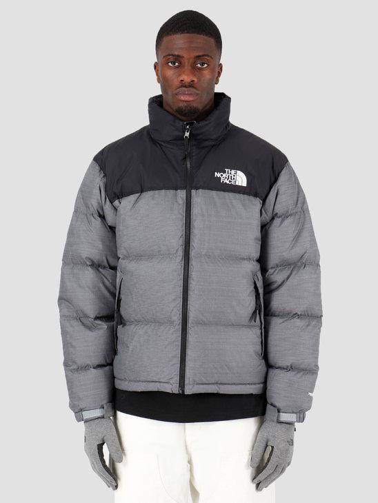 The North Face 1996 Retro Nuptse Jacket edium Grey Heather T93C8DDYY