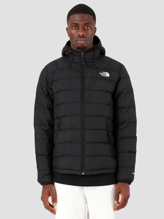 The North Face La Paz Hooded Jacket Tnf Black