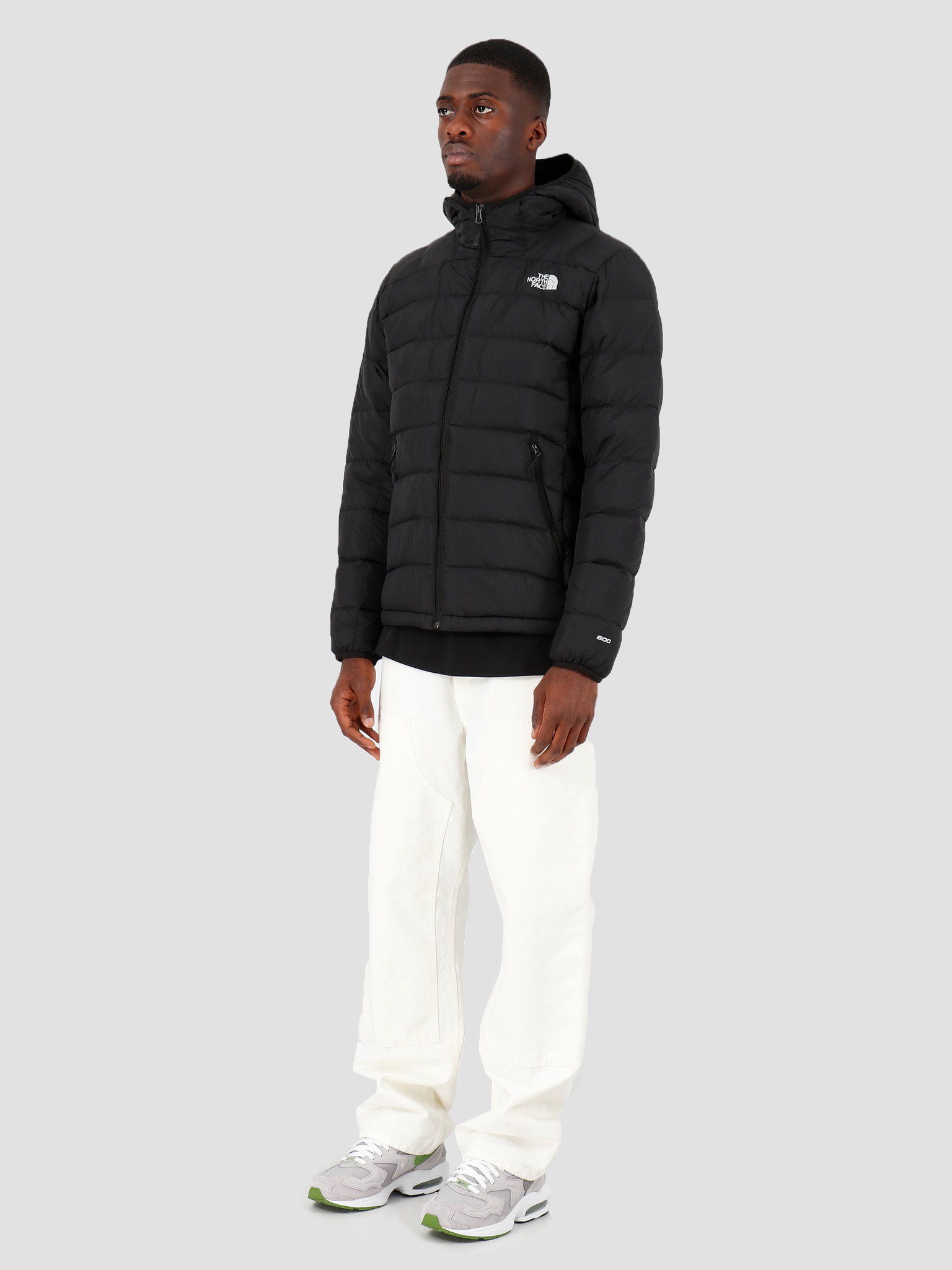 The North Face The North Face La Paz Hooded Jacket Tnf Black