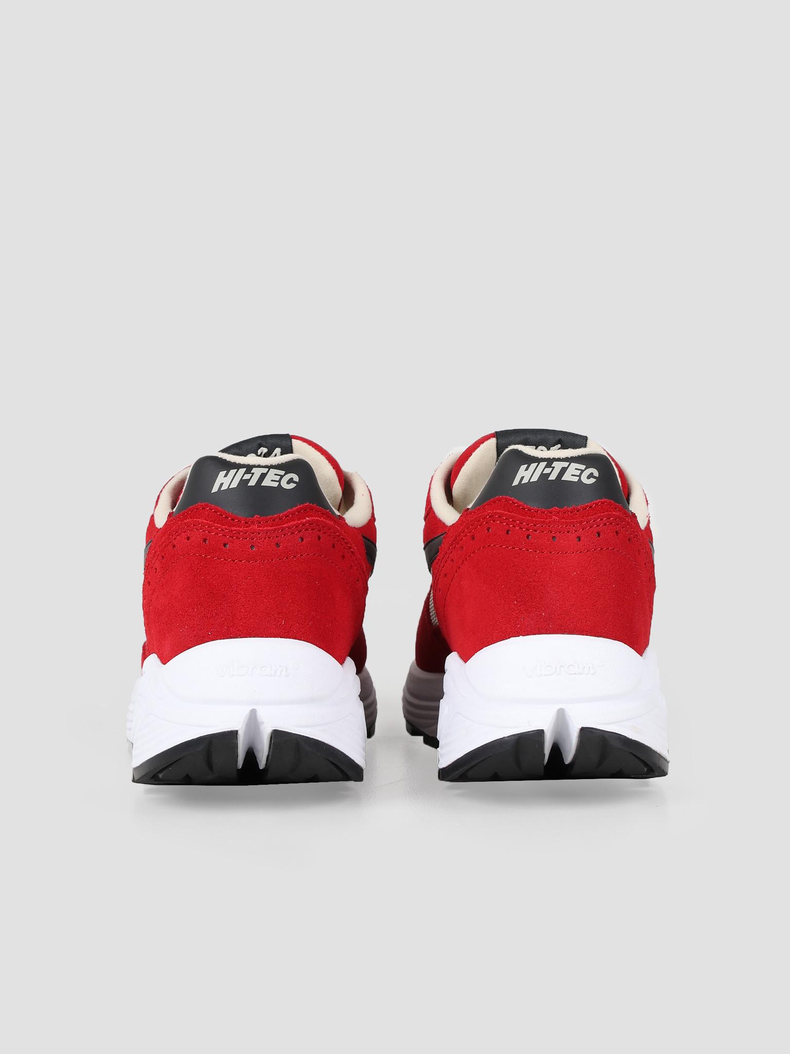 Hi-Tec Hi-Tec HTS Silver Shadow RGS Red Cream Black K010002-100