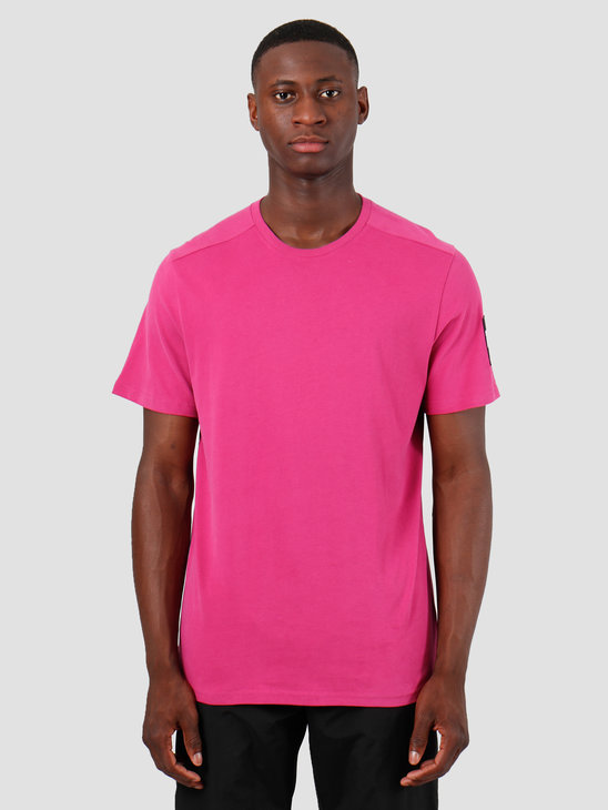 The North Face T-Shirt Fine 2 Festival Pink T93YHCF96