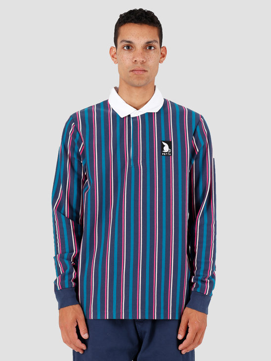 By Parra Racing Goose Rugby Shirt Multicolor 42780