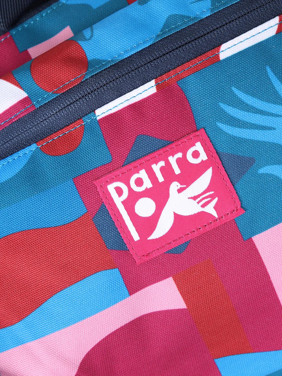 By Parra By Parra GrabTheFlagWaistBag Multicolor 42810