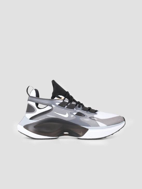 Nike Signal D Ms X Black White Football Grey Pale Vanilla AT5303-002