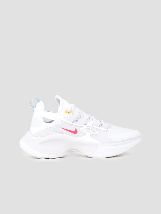 Nike Signal D Ms X White Red Orbit Summit White Blue Hero AT5303-100