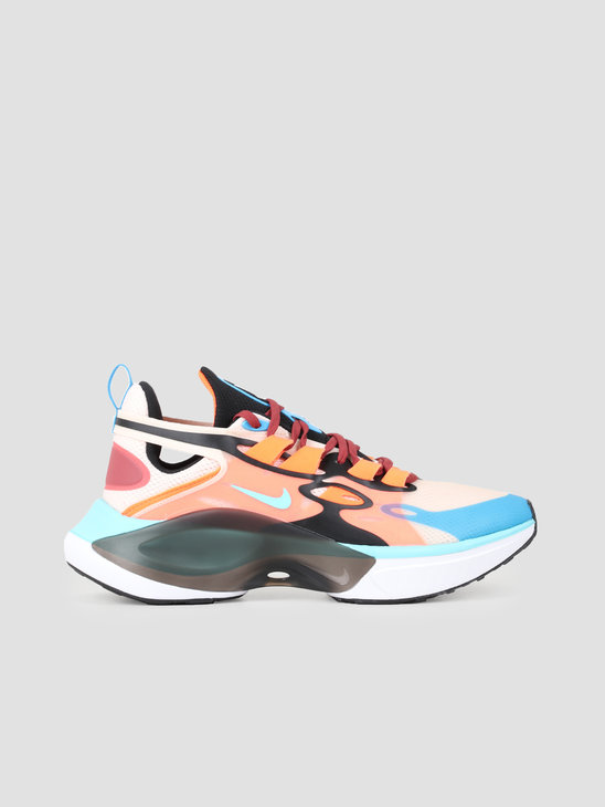 Nike Signal D Ms X Guava Ice Light Aqua Hyper Crimson AT5303-800