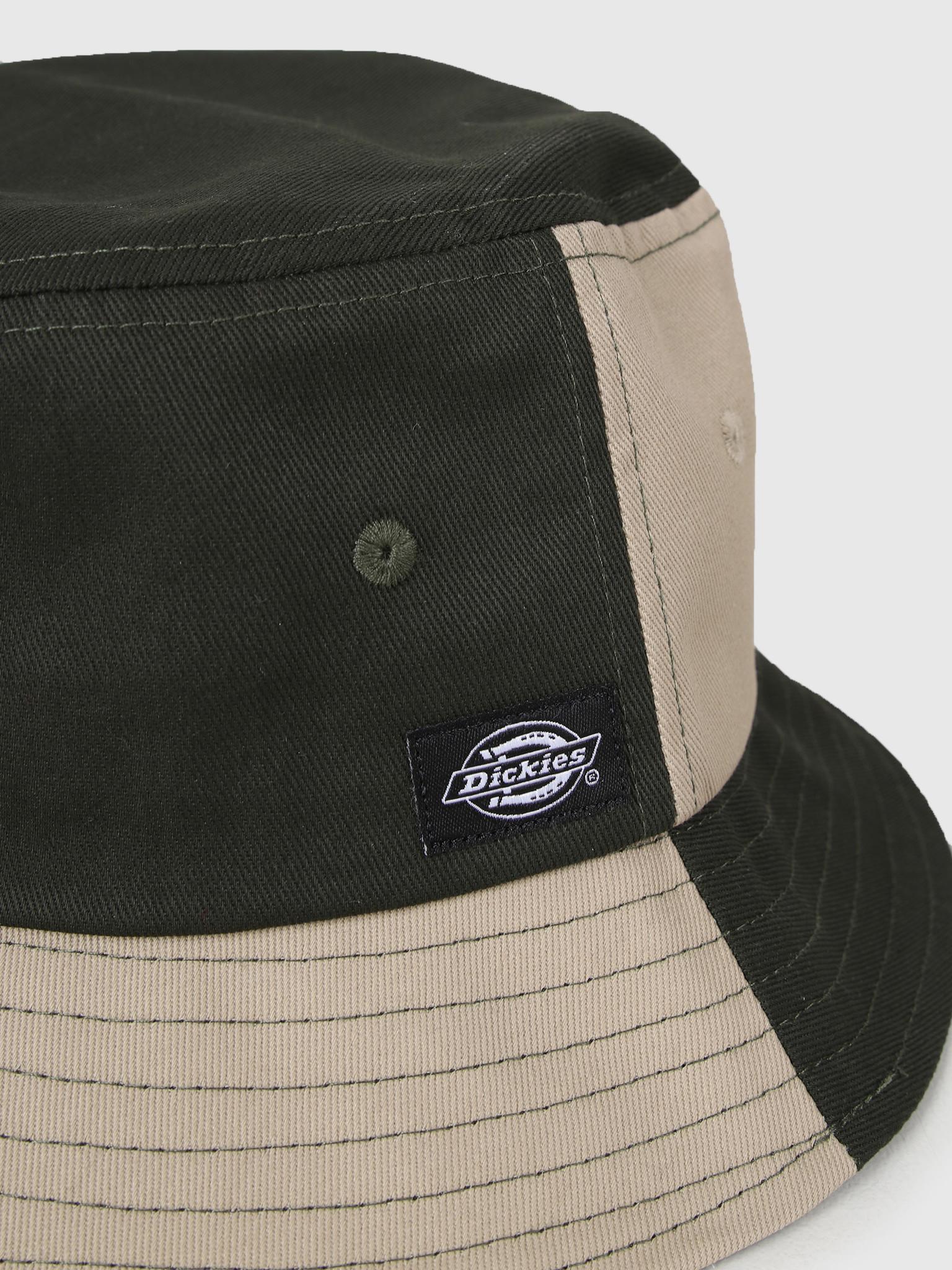 Dickies Dickies Addison Bucket Hat Olive Green DK844022OGX1