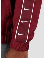 Nike Nike Sportswear Swoosh Anorak Night Maroon White White Cd0419-681