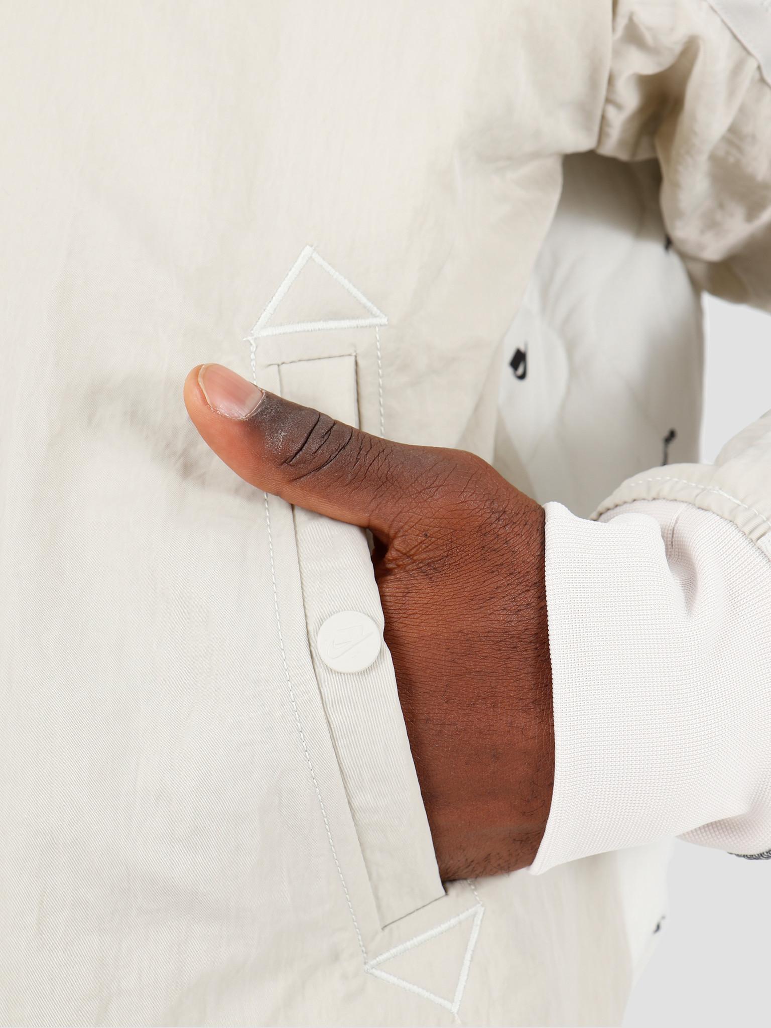 Nike Nike NSW Nsp Syn Fill Bober Jkt Light Bone Suit White Sail BV4532-072