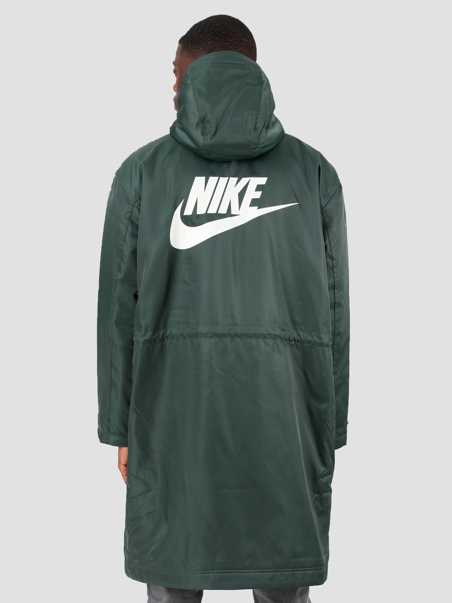 Nike Nike NSW Syn Fill Parka Galactic Jade Sail Sail BV4694-370