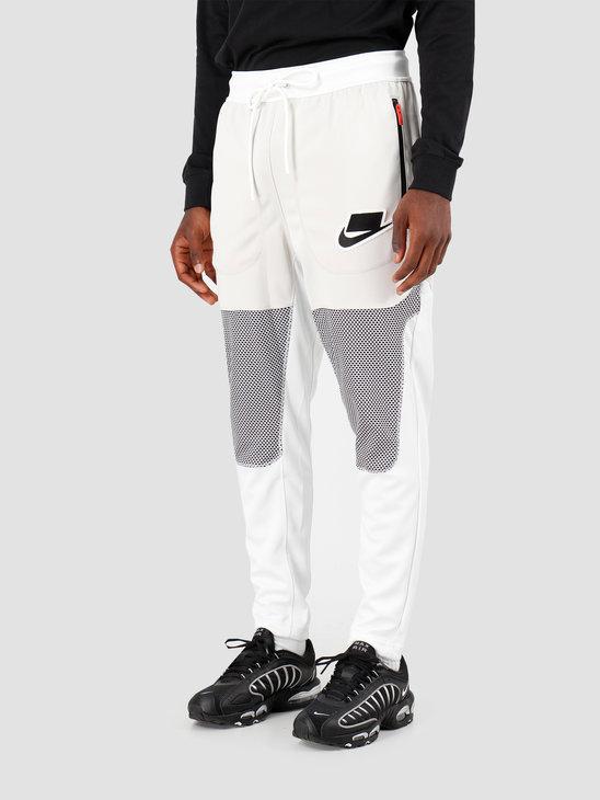 Nike NSW Nsp Track Pant Pk Bodyap Light Bone Suit White Black BV4550-072