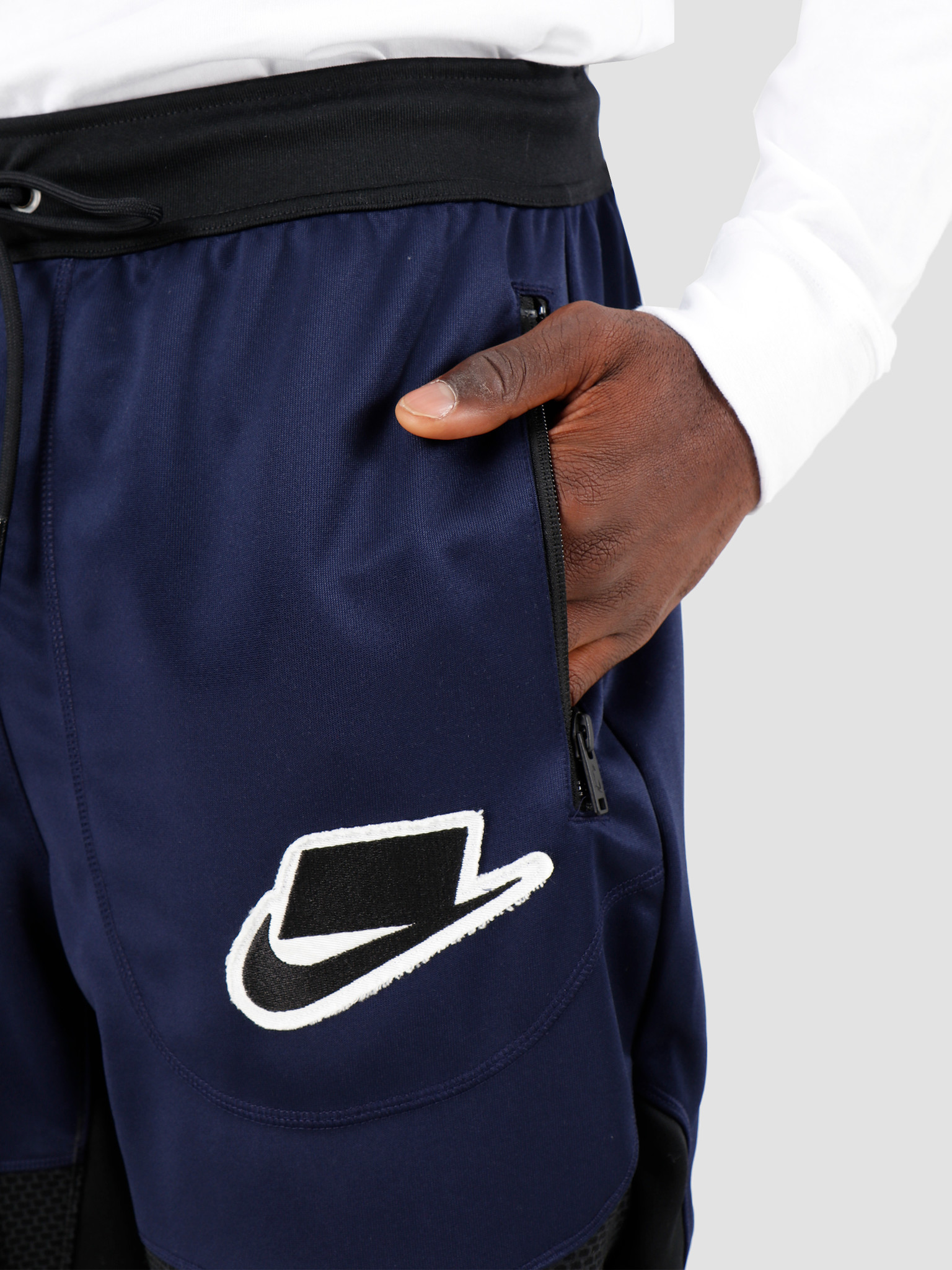 Nike Nike NSW Nsp Track Pant Pk Bodyap Blackened Blue Off Noir Black Black BV4550-498