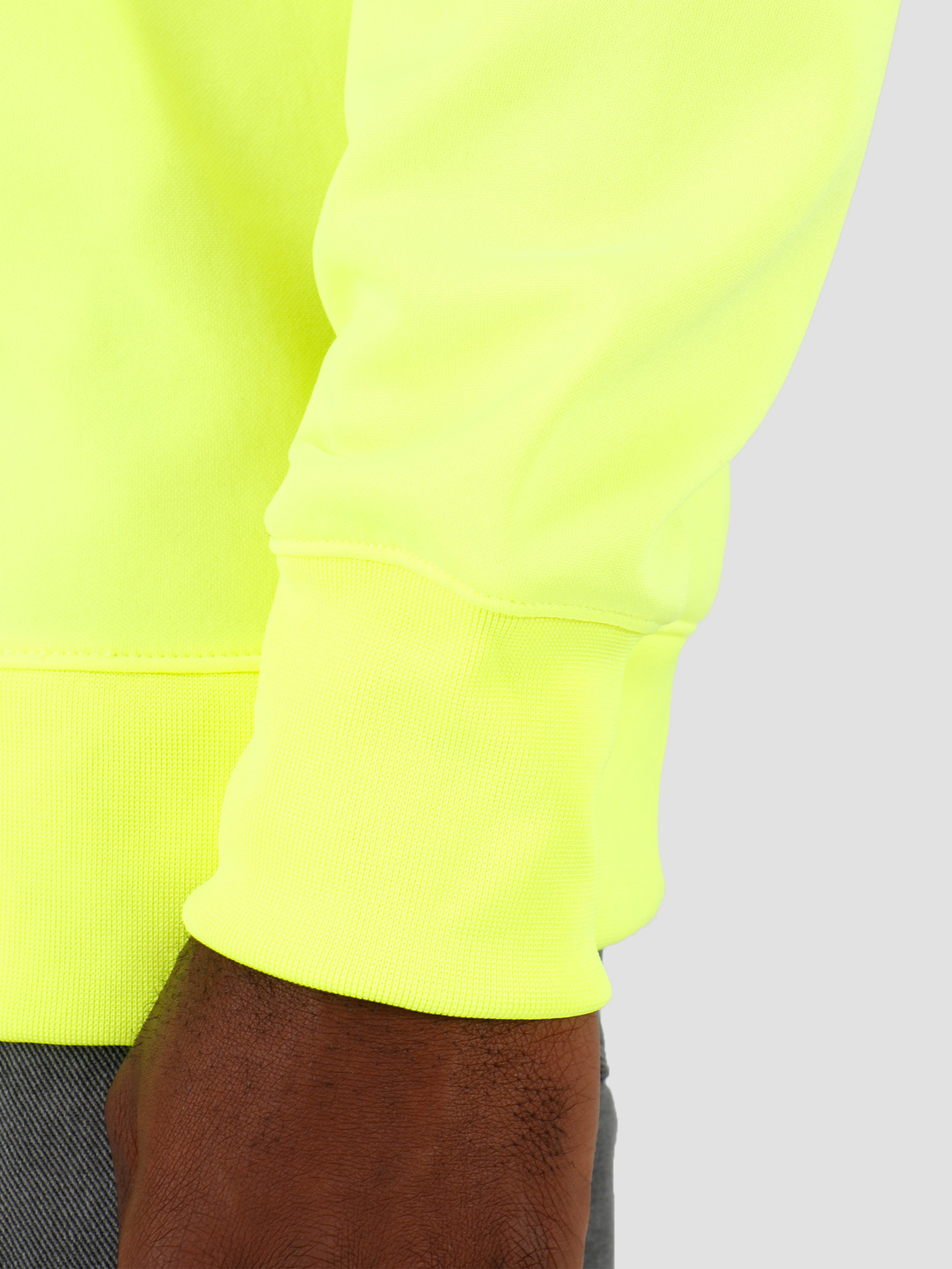 Nike NSW Sc Fleece Hoodie Po Volt Black CQ7517 702
