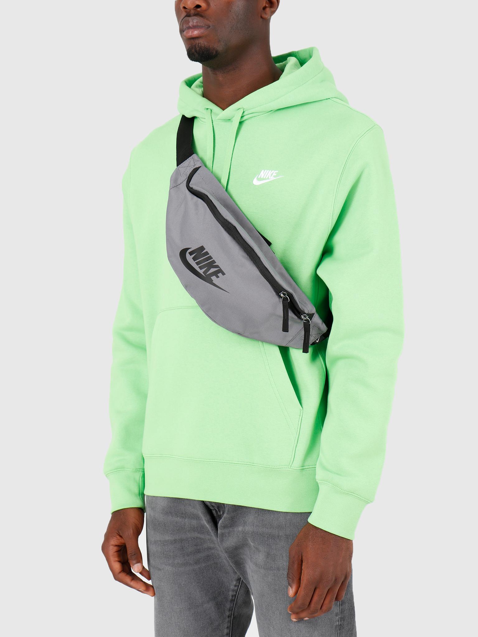 Nike Nike Heritage Gunsmoke Black Black Ba5750-036