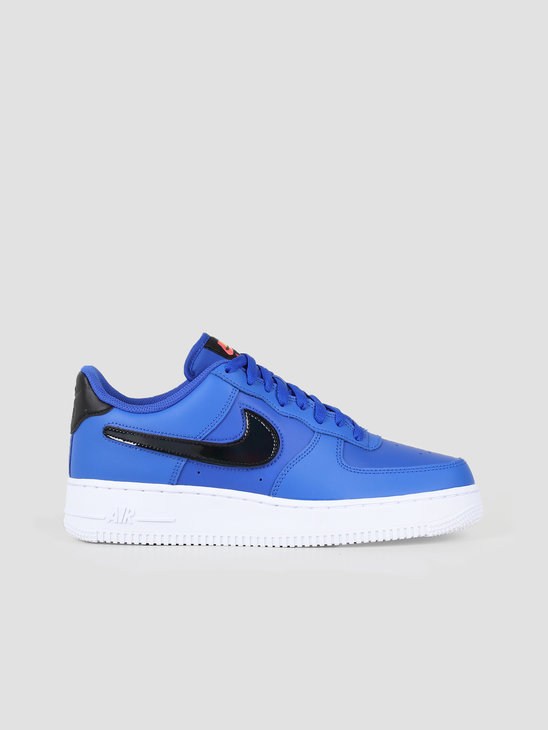 Nike Air Force 1 07 Lv8 3 Racer Blue Vapor Green Black White CI0064-400