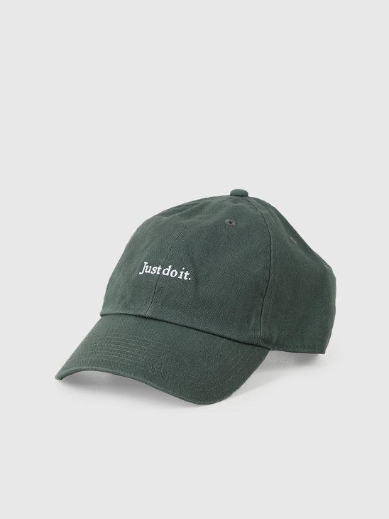Nike U Nsw H86 Cap Jdi Galactic Jade Ck1315-337