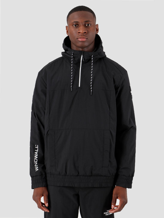 The North Face Windwall Ins Anorak Black T93XXKJK3