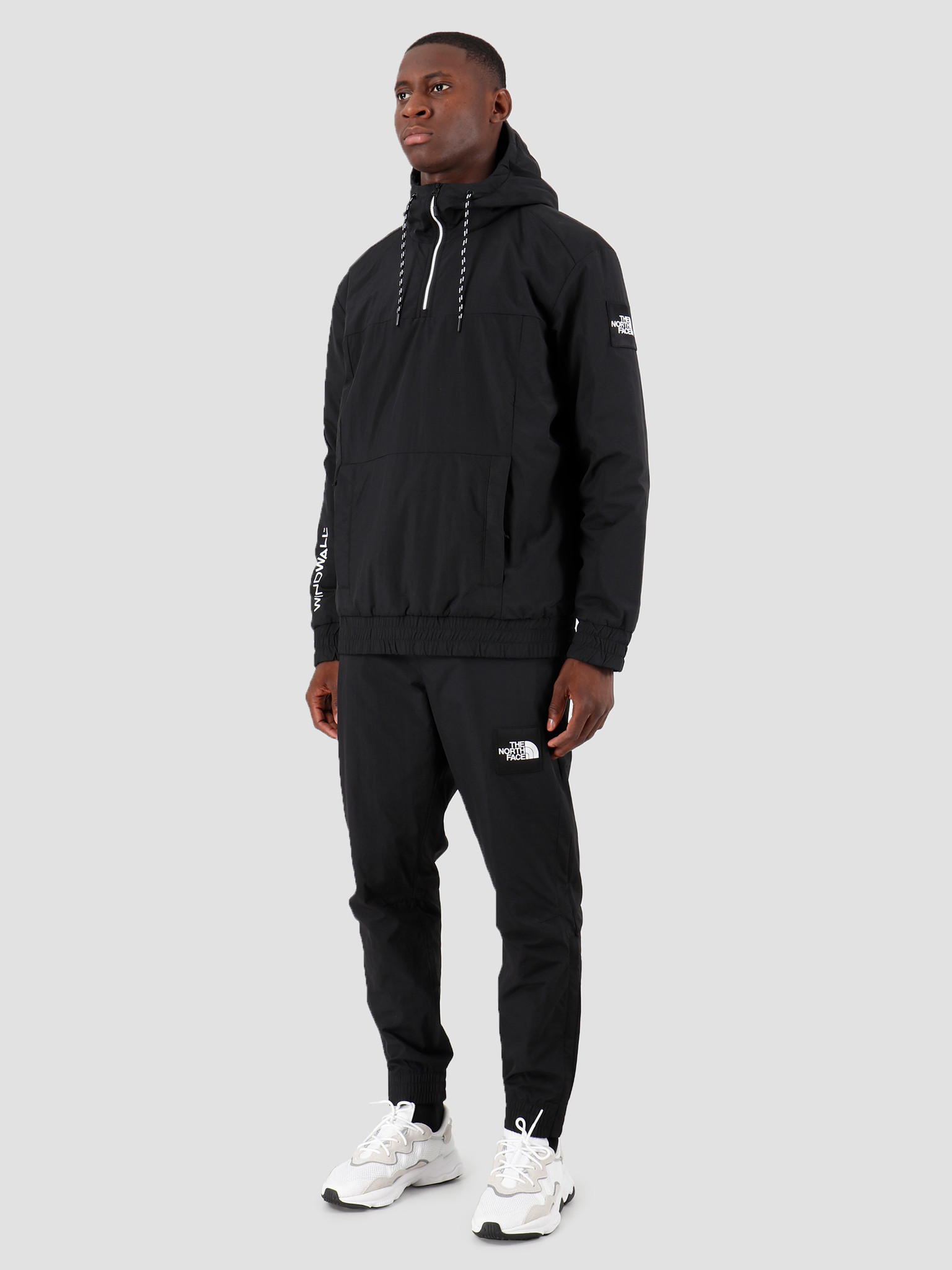 The North Face The North Face Windwall Ins Anorak Black T93XXKJK3