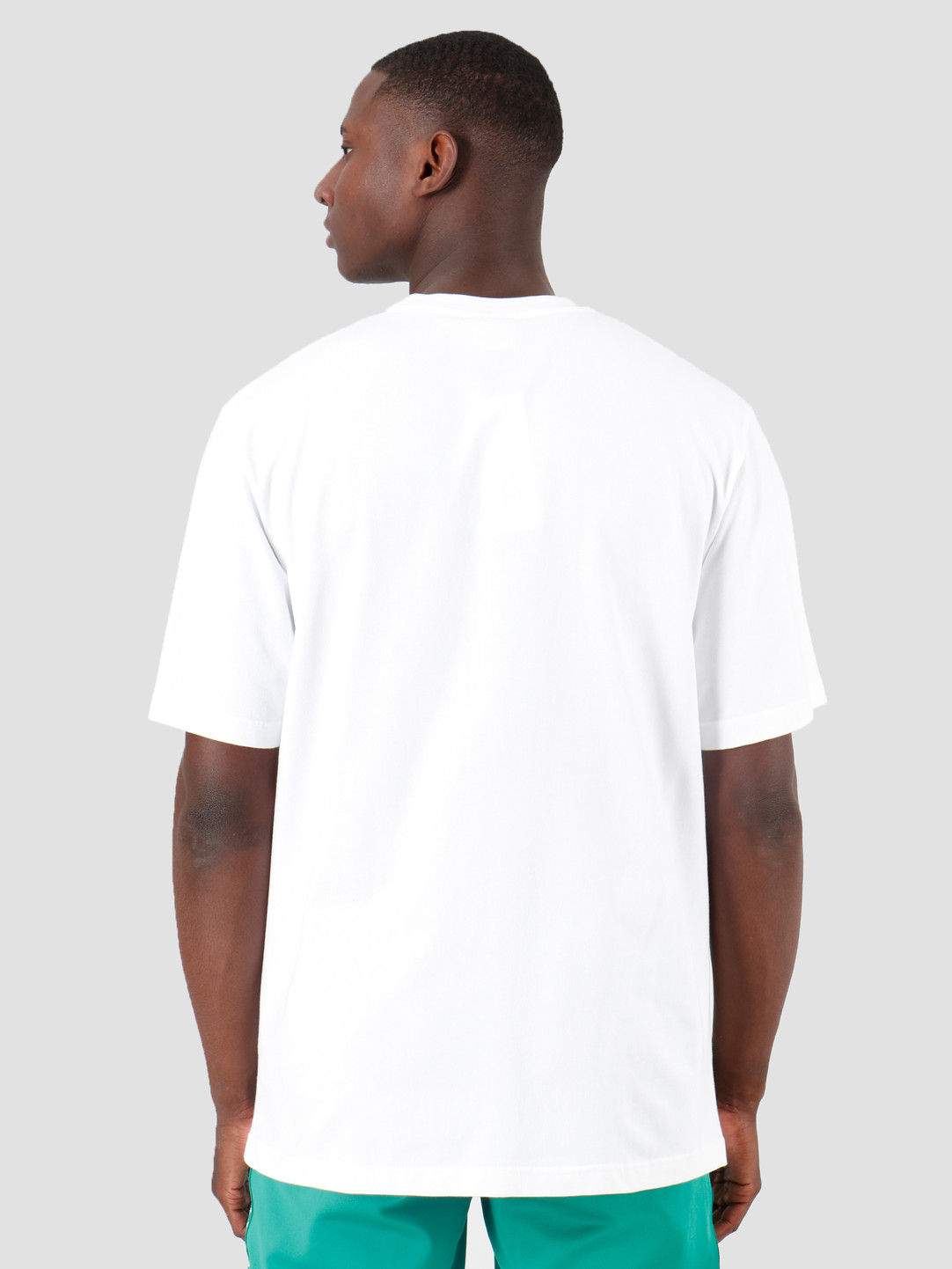 Daily Paper Daily Paper Gous 1 T-Shirt White 19F1TS30-01