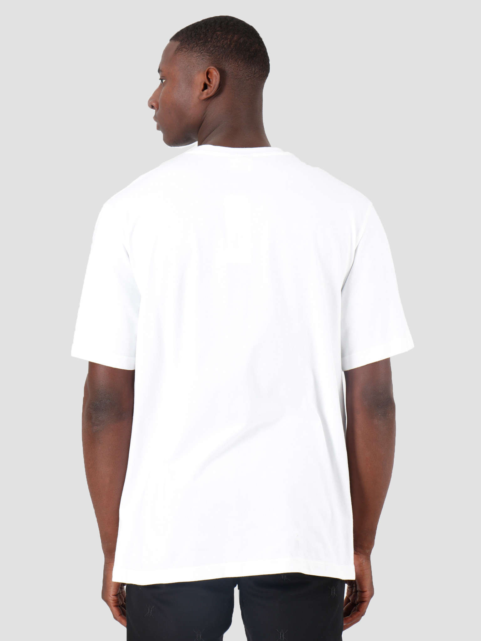 Daily Paper Daily Paper Gous 4 T-Shirt White 19F1TS30-04
