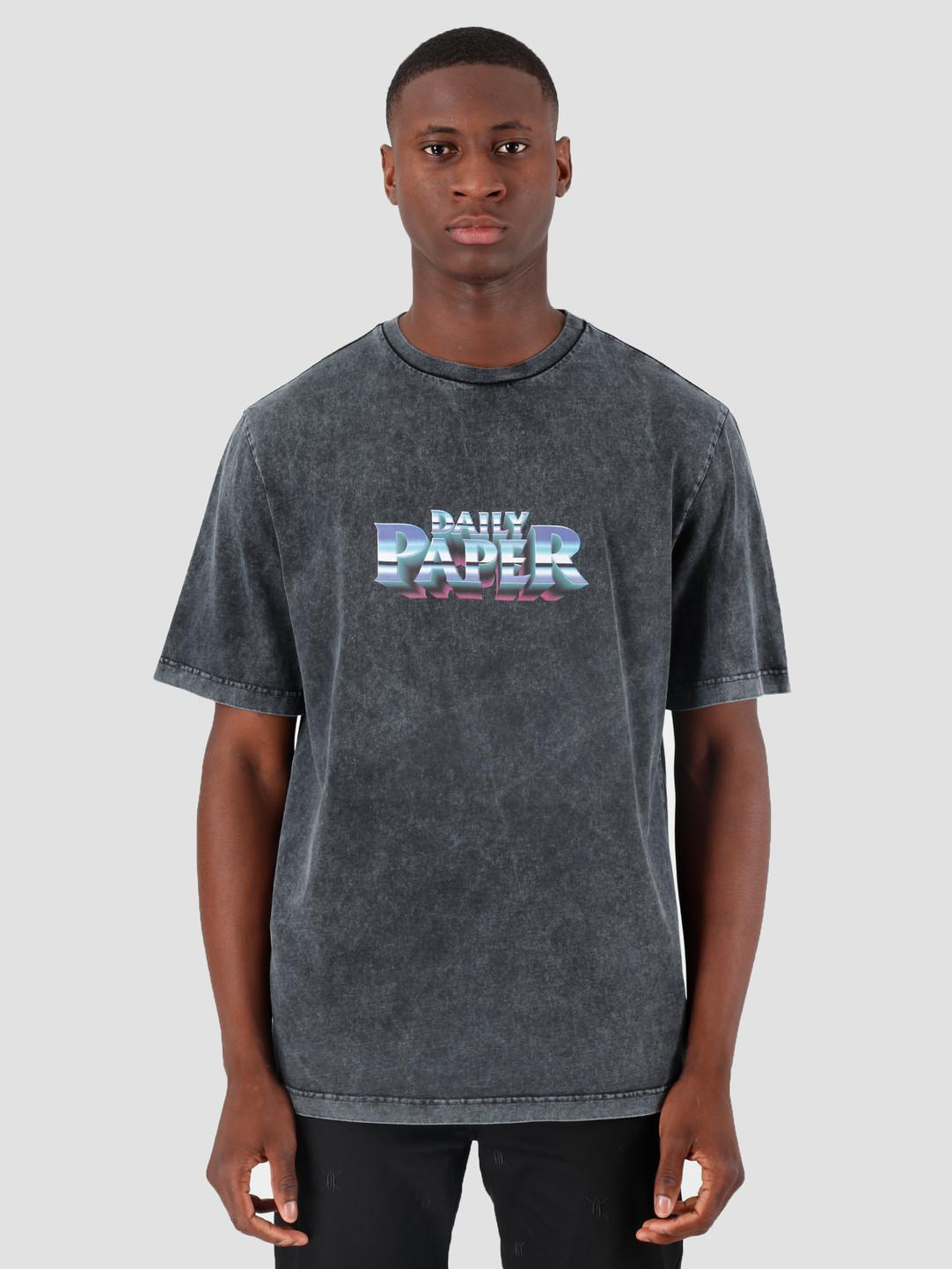 Daily Paper Daily Paper Gublu T-Shirt Acid Air Blue 19F1TS27-01