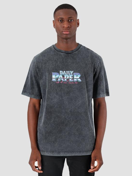 Daily Paper Gublu T-Shirt Acid Air Blue 19F1TS27-01