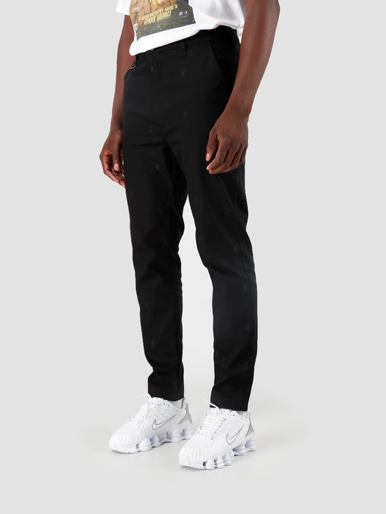 Daily Paper Kenya Pants Black 19E1PA03-01