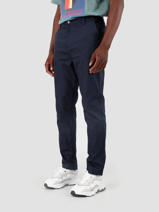 Daily Paper Kenya Pants Navy 19E1PA03-02