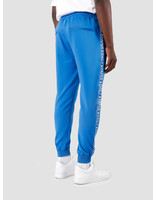 Daily Paper Daily Paper Tape Logo Track Pants Turkish Sea 19E1PA02-02