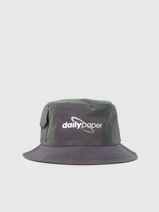 Daily Paper Gezup Purple Green Reflective 19F1AC03-01
