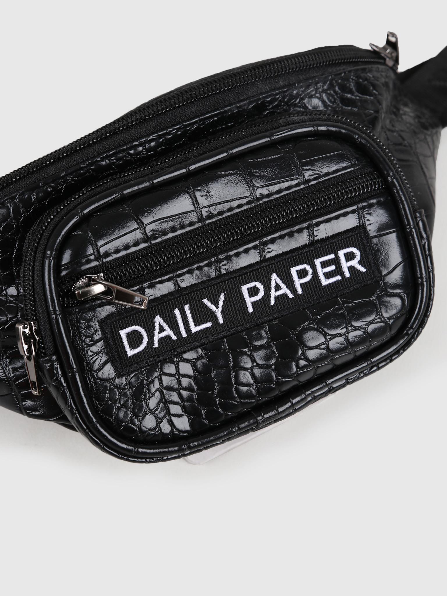 Daily Paper Daily Paper Gabi Black Croco 19F1AC17-03
