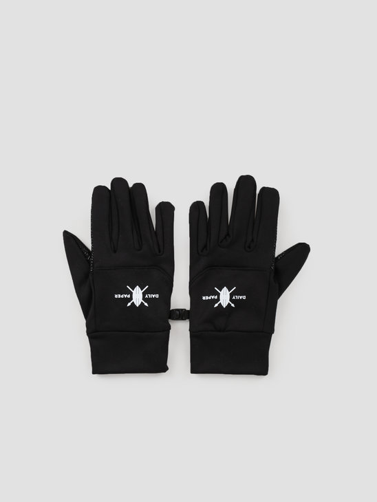 Daily Paper Gloves Black 19F1AC22-01