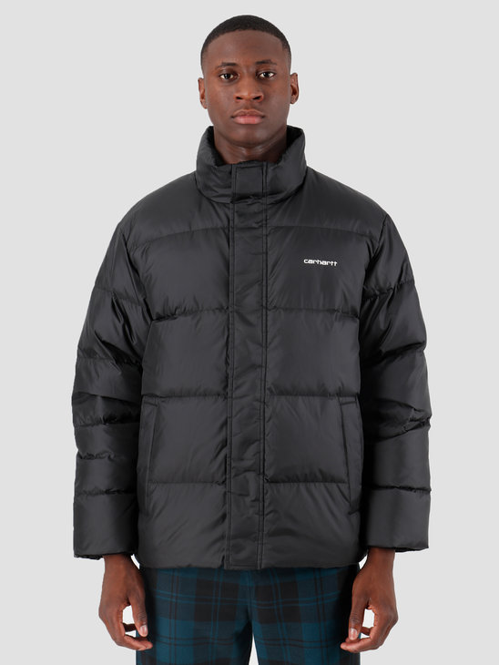Carhartt WIP Deming Jacket Black White I025113