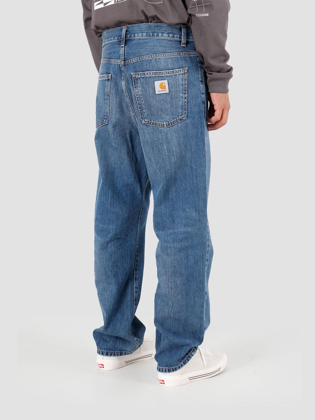 Carhartt WIP Carhartt WIP Smith Pant Blue I025713