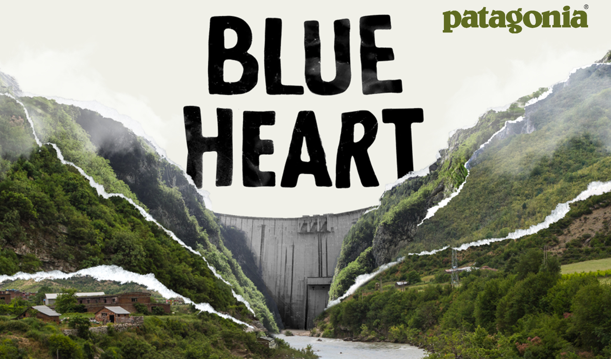 Patagonia - Blue Heart