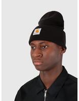 Carhartt WIP Carhartt WIP Acrylic Watch Hat Black I020222-8900
