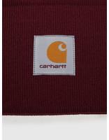 Carhartt WIP Carhartt WIP Acrylic Watch Hat Merlot I020222