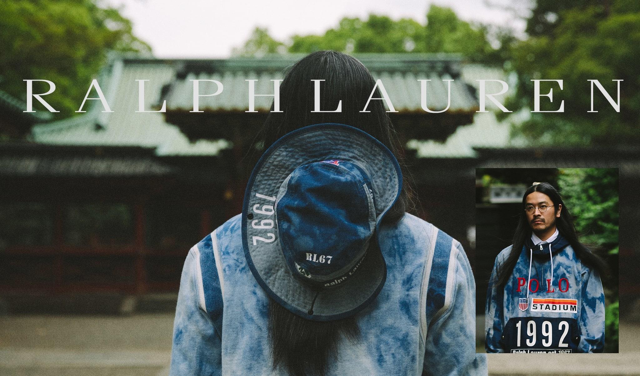Ralph Lauren: Indigo Collection