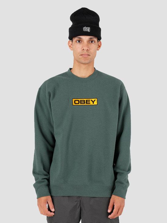Obey Obey Enignma Crew Alpine 112480057-ALP