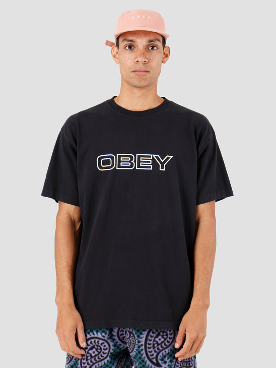 Obey Ceremony Off Black 166911955-OBK