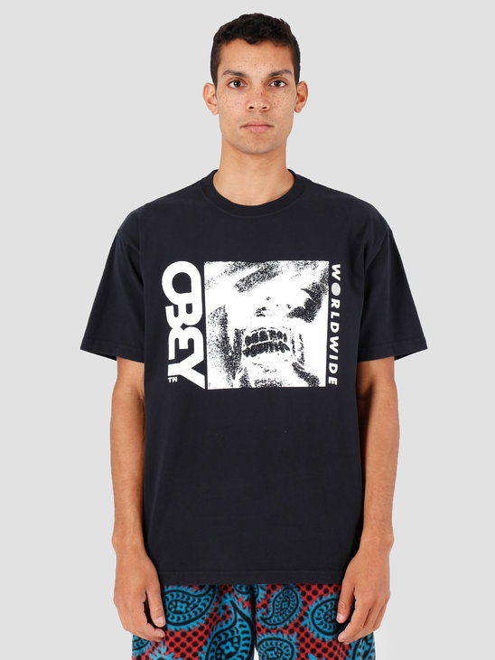 Obey Pulling Teeth Off Black 166912085-OBK
